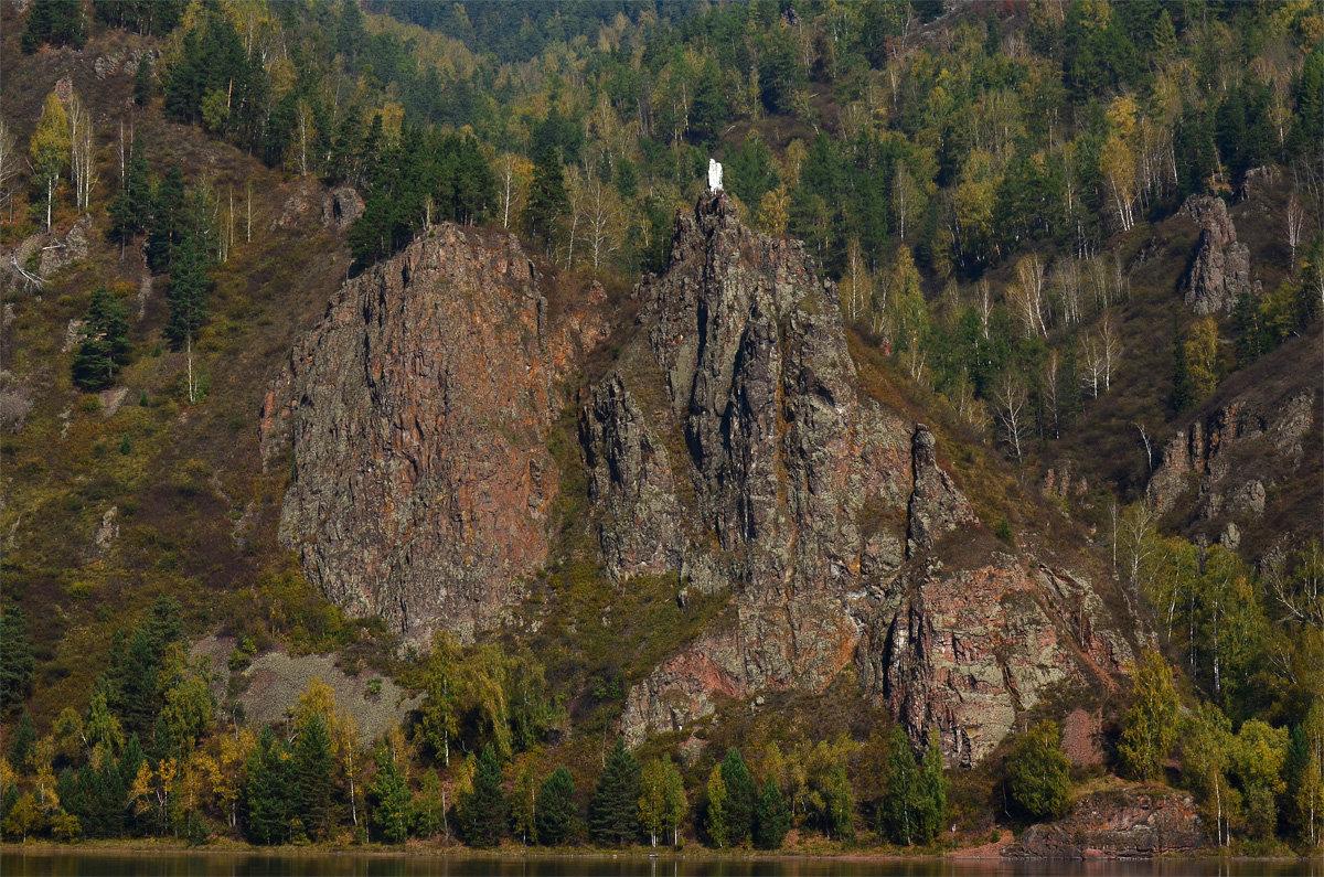 Осенние горы - Татьяна Соловьева