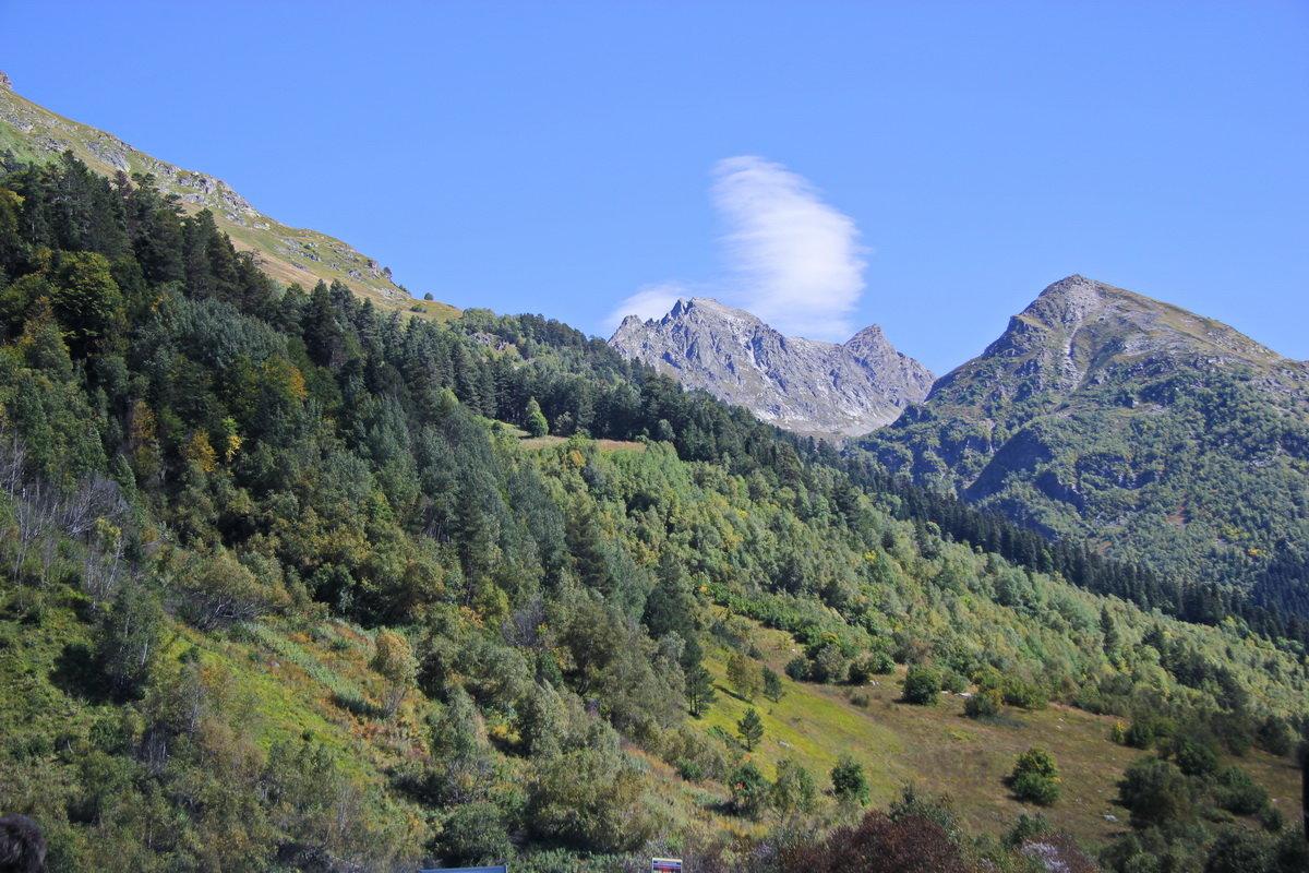 Лучше гор могут быть только горы... /В. С. Высоцкий/ - Владимир Насыпаный