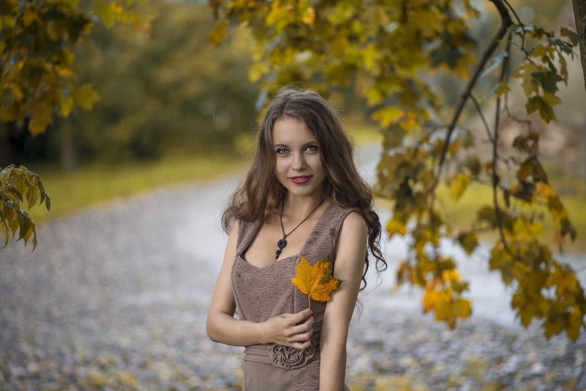 Осенний портрет - Женя Рыжов