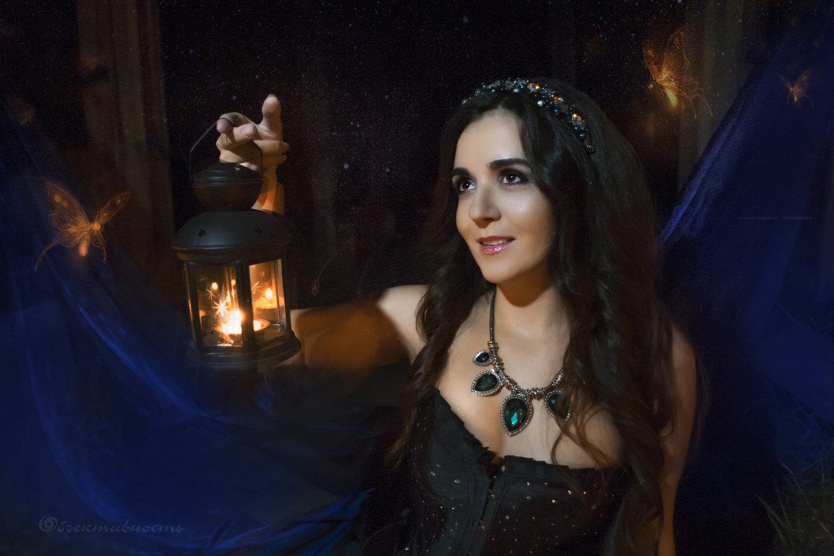 Night witch - Фотостудия Объективность