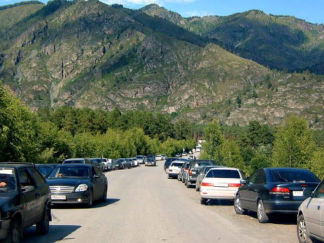 Догога на Чемал, Горный Алтай - Лариса Димитрова
