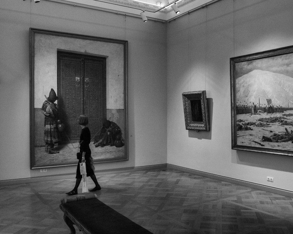 В Русском музее - Сергей Еремин