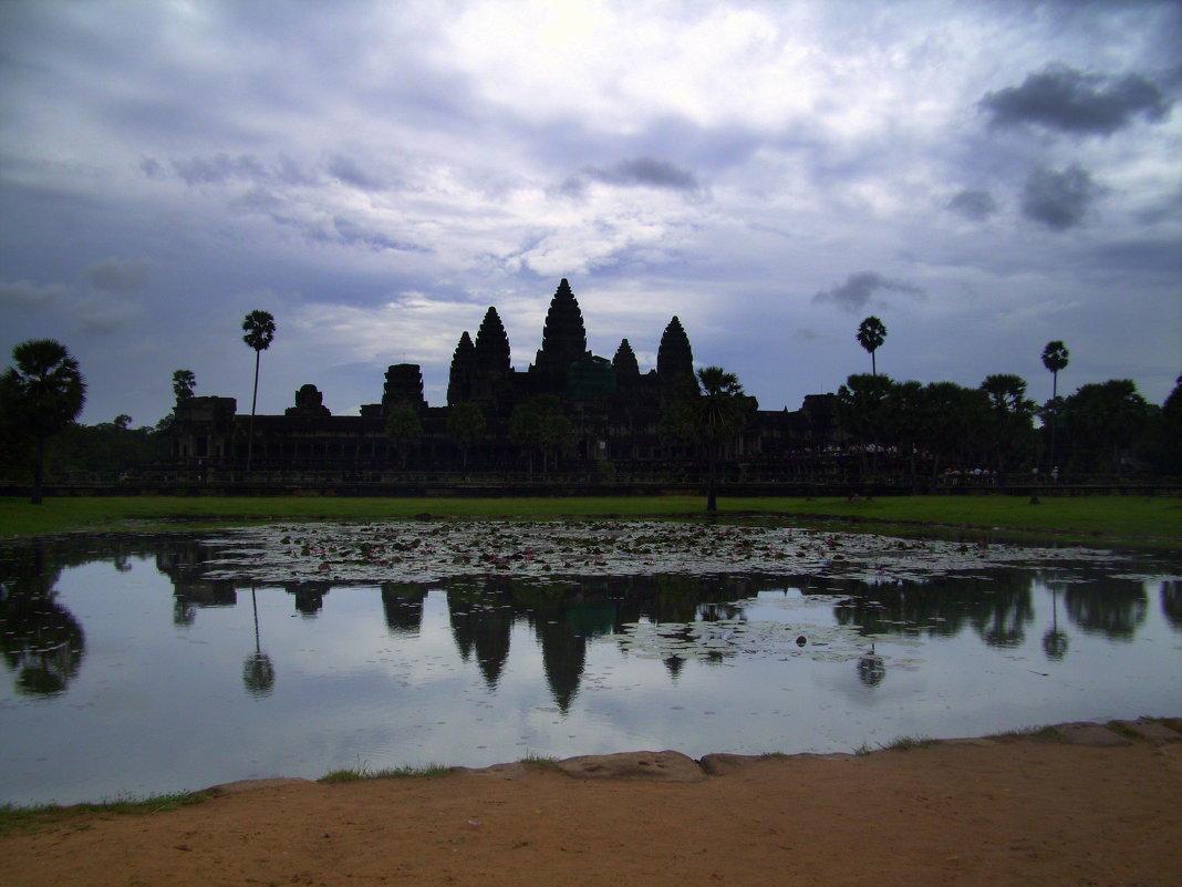 Храмовый комплекс Ангкор-Ват - Маргарита