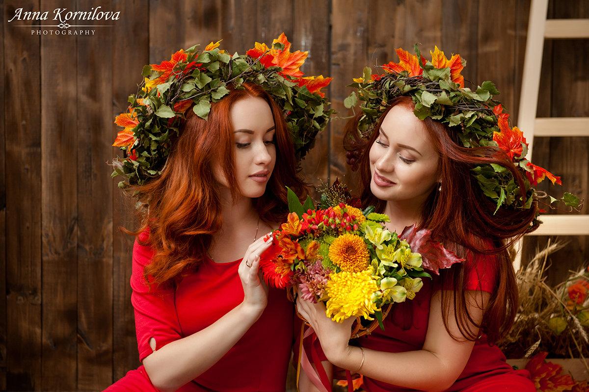Осеннее настроение - Анна
