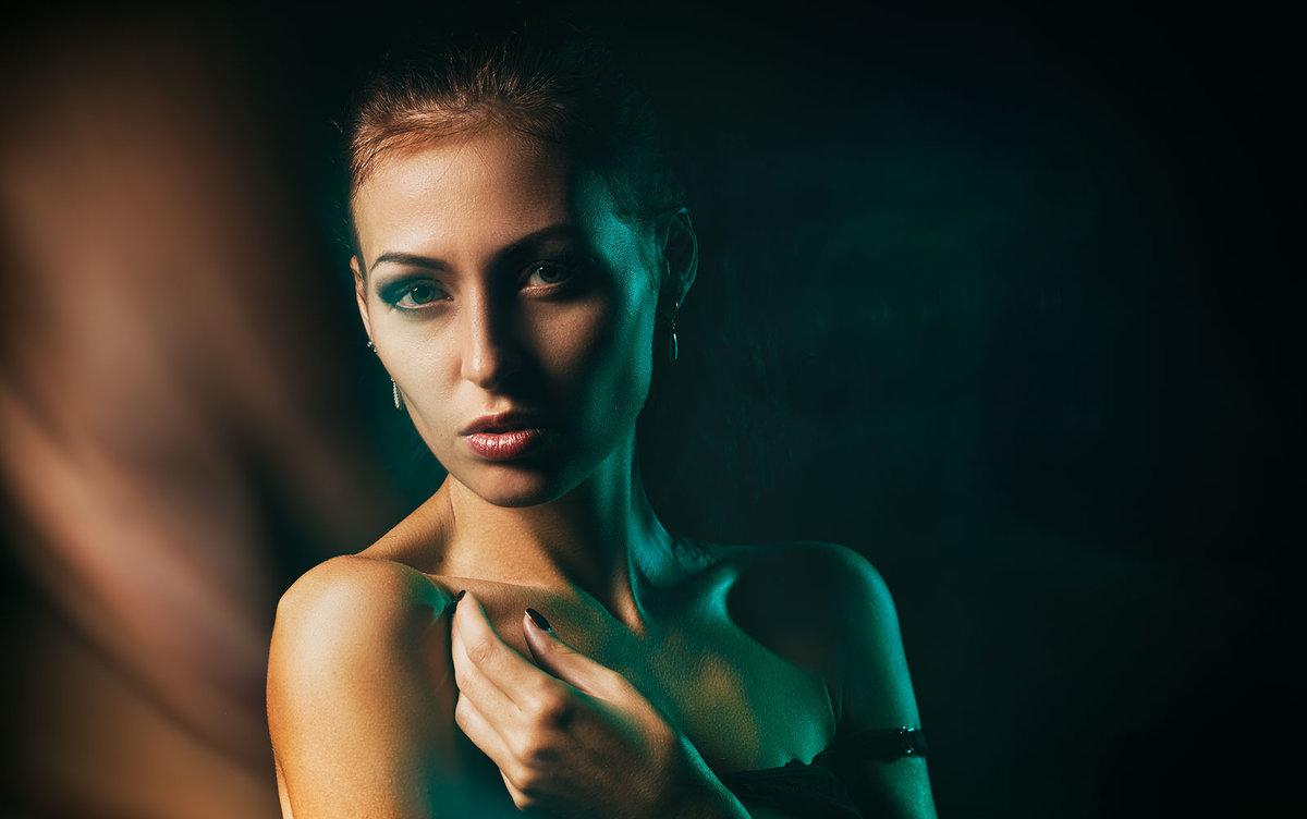 Портрет Полины - Александр Погорелов