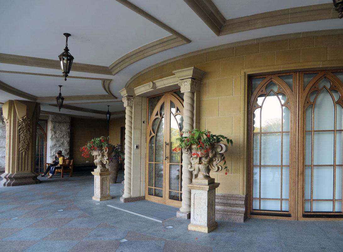 Резиденция бывшего президента Украины Виктора Януковича - Наталья Джикидзе (Берёзина)