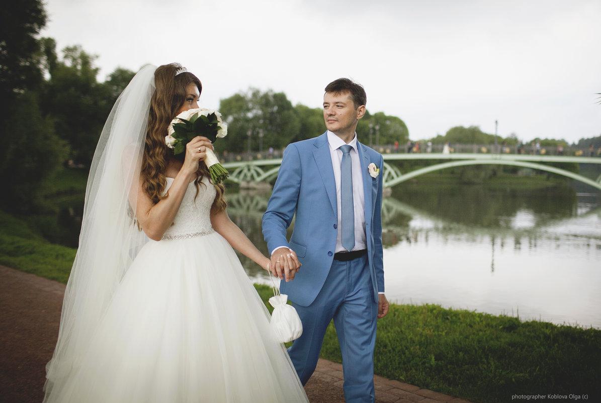 свадьба. Катя - Ольга Коблова