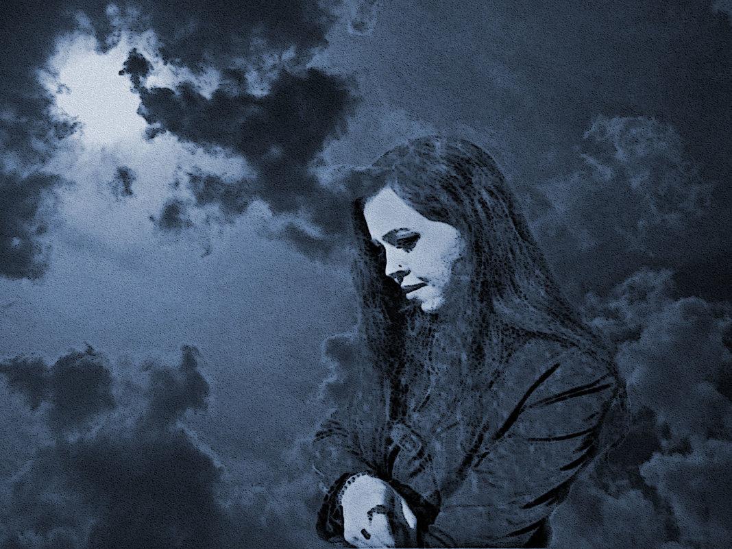 на фоне неба - Юлия Денискина