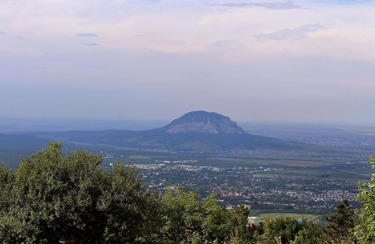 Пятигорск. Вид с горы Машук. - Оксана Н