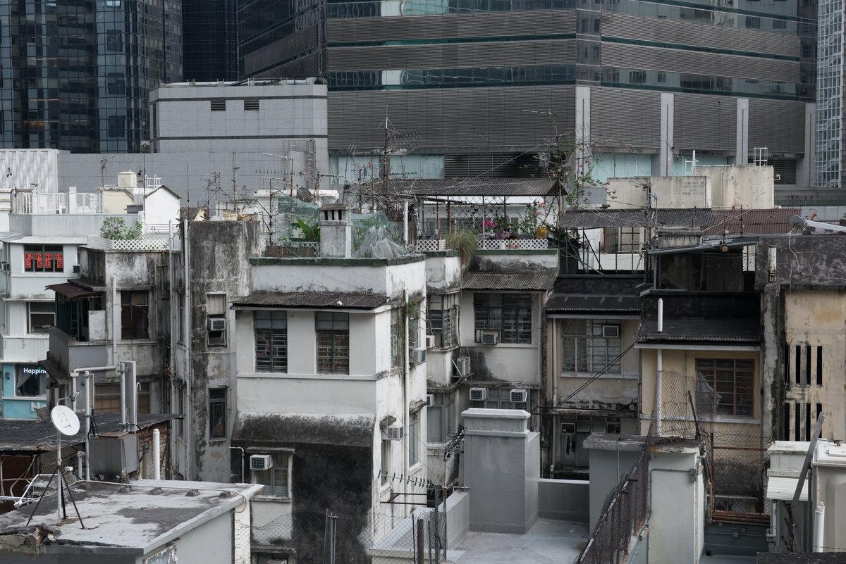 Гонконг. Оттенки серого - Sofia Rakitskaia