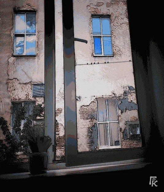 Дом напротив - Григорий Кучушев