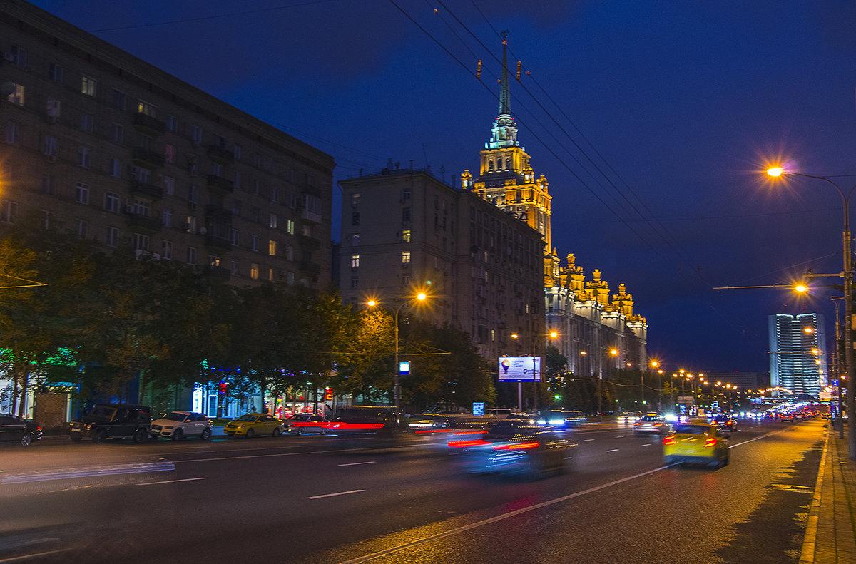 Кутузовский проспект - Сергей Фомичев