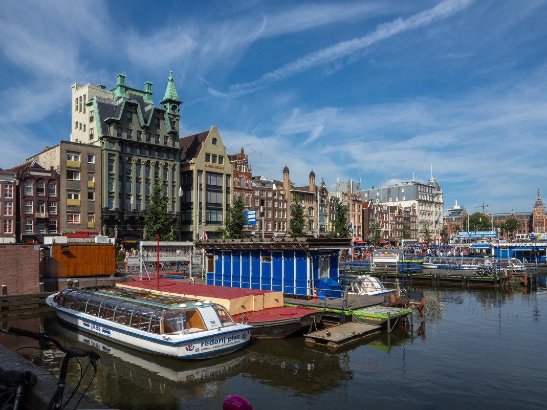 Набережная Амстердама! - Witalij Loewin
