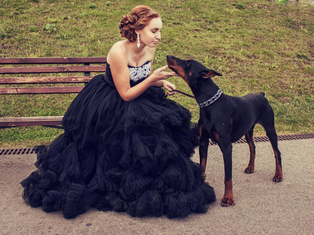 Черное с черным - Anton Shumaev