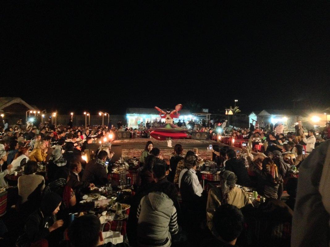 Ночной концерт в  пустыне - Виталий  Селиванов