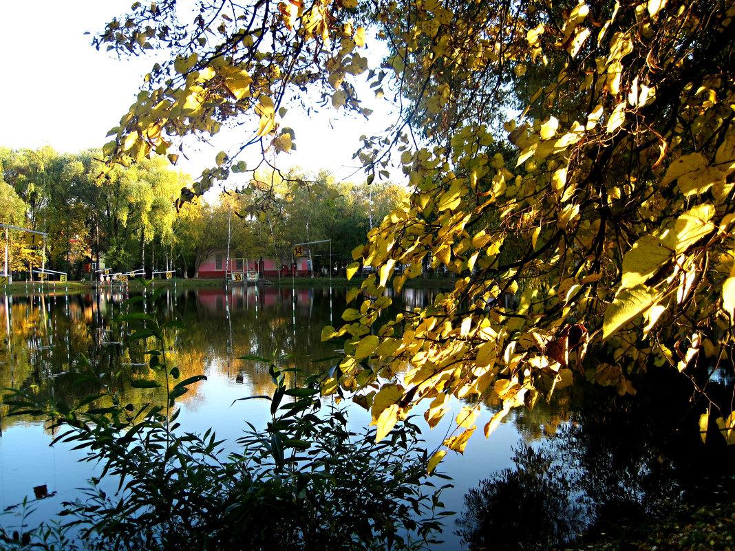 Осенью на озере - Елена Семигина