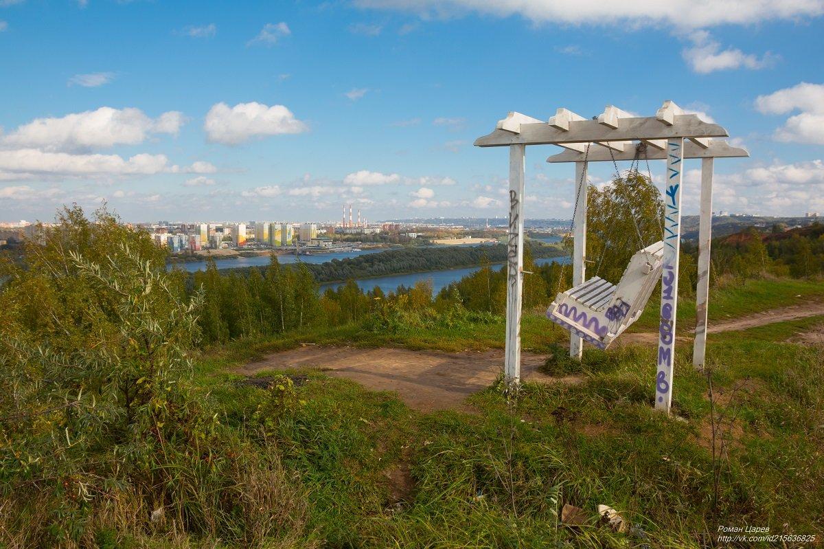 Вид на Малышевские Гривы - Роман Царев