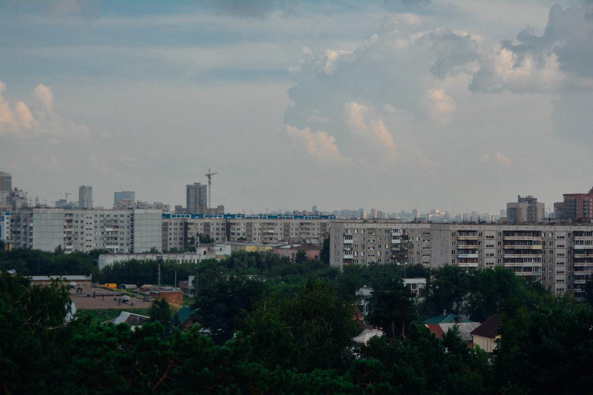 Город с высоты - Света Кондрашова