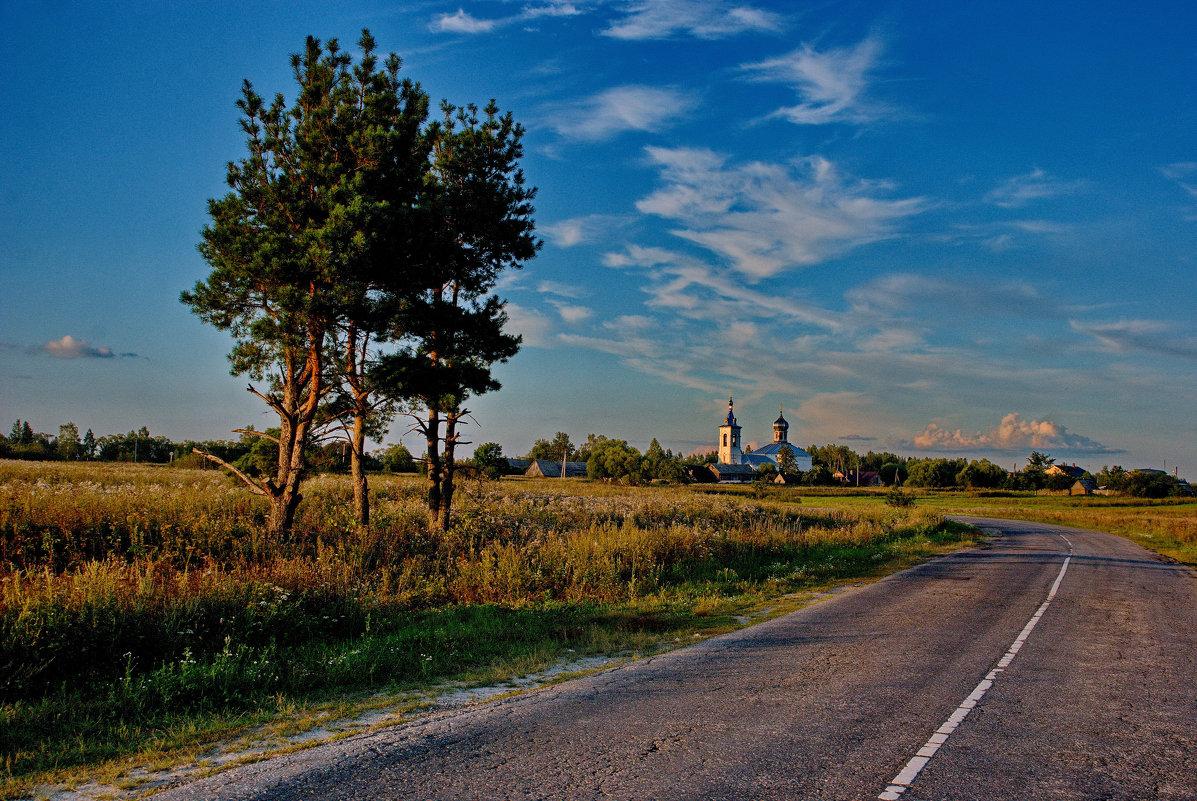 У села Губцево - Валерий Толмачев