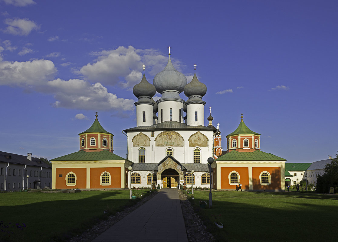 Успенский собор 1505 - 1515 гг. - Рамиль Хамзин