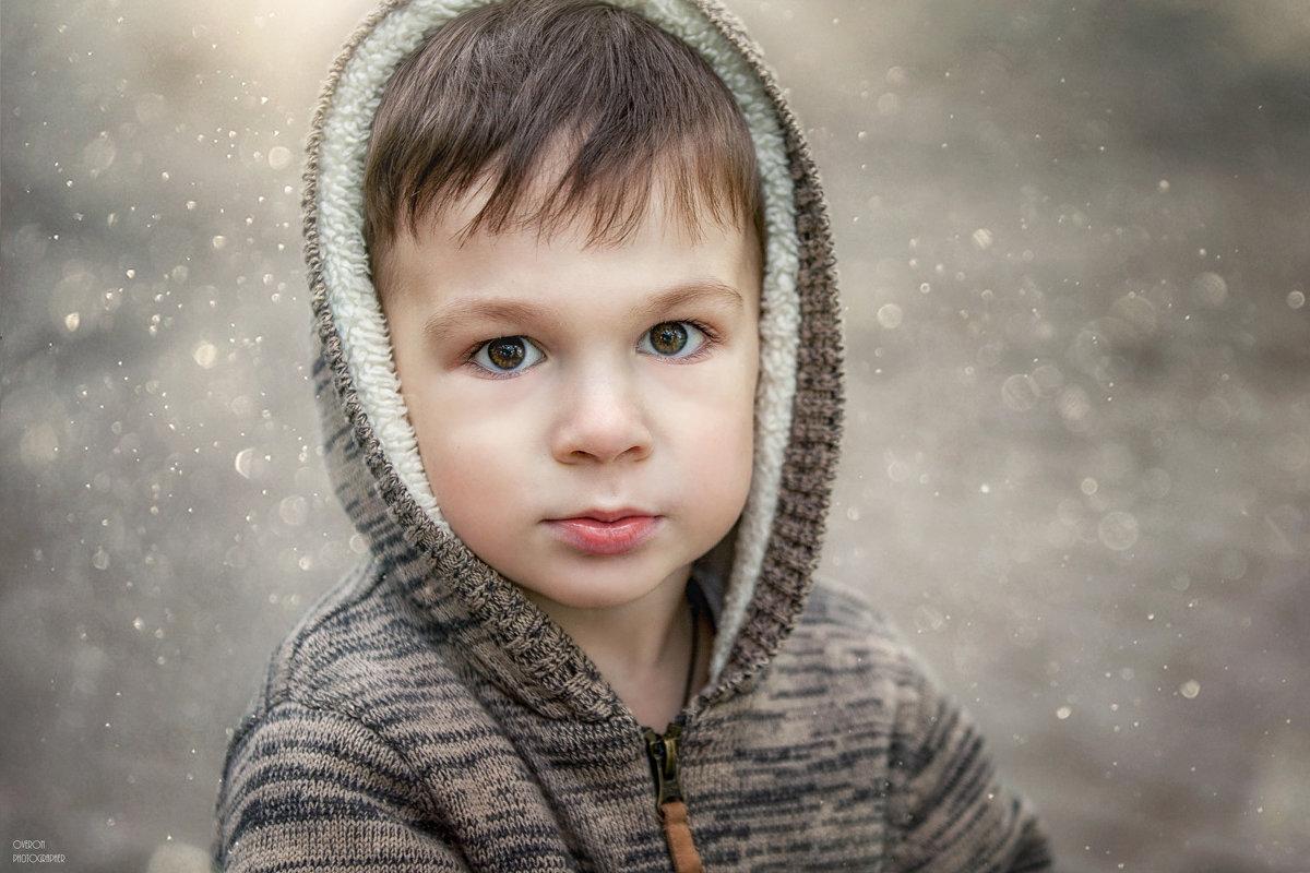 Портрет малыша - Екатерина Overon