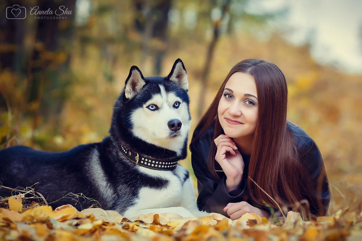 Екатерина и Рич - Аннета /Анна/ Шу