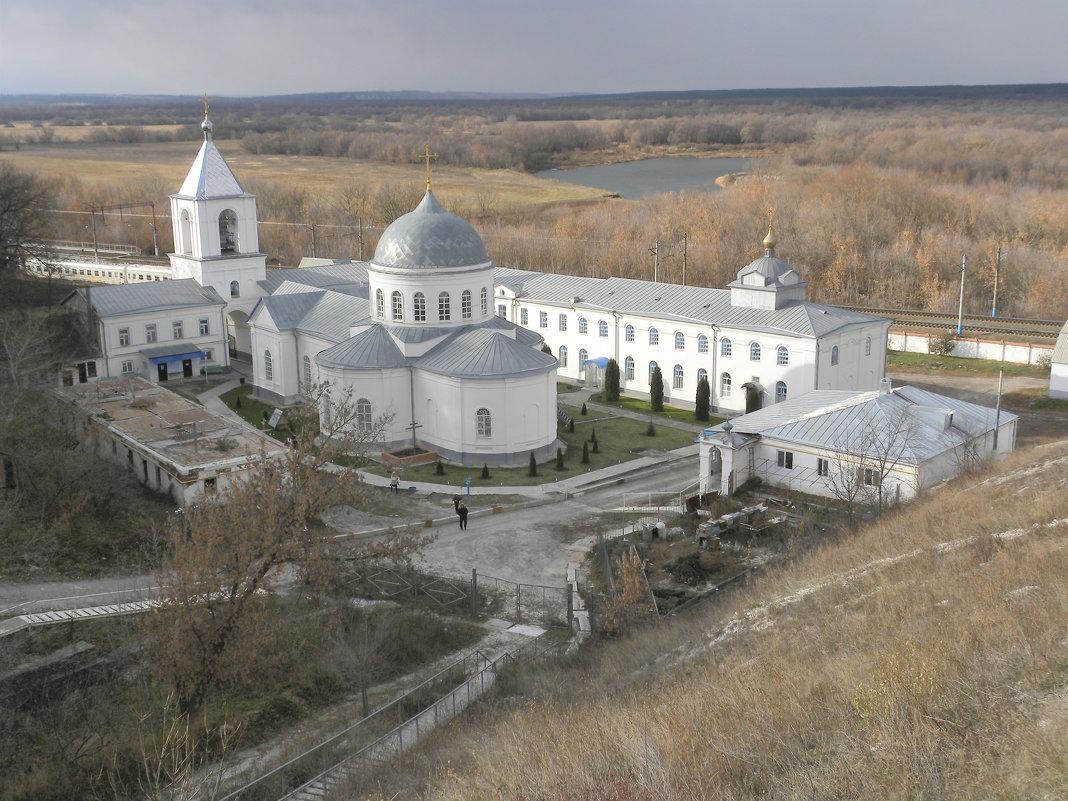 Дивногорье. Свято-Успенский мужской монастырь. - Андрей