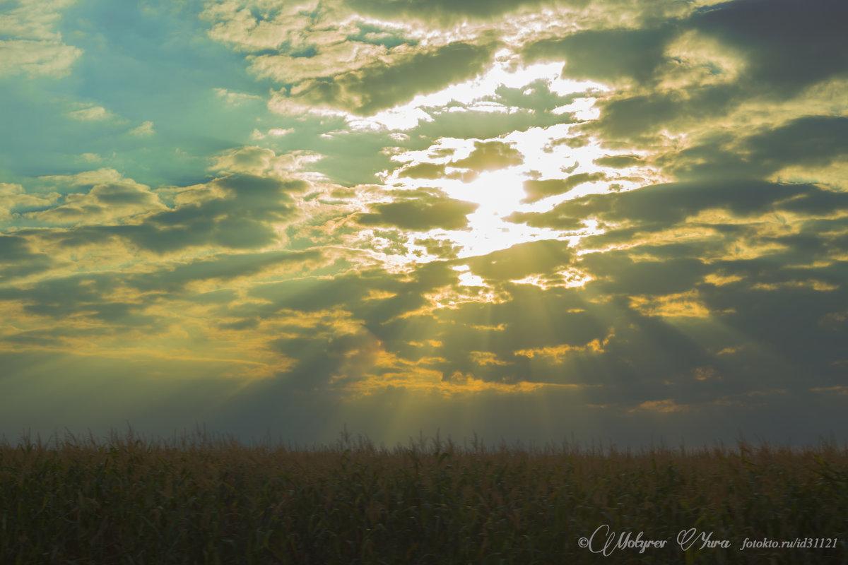 закат - юрий мотырев