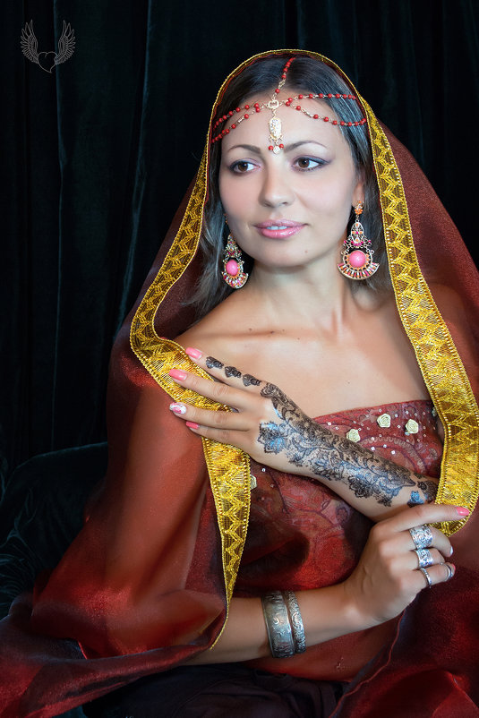 Нотки Индии - Райская птица Бородина
