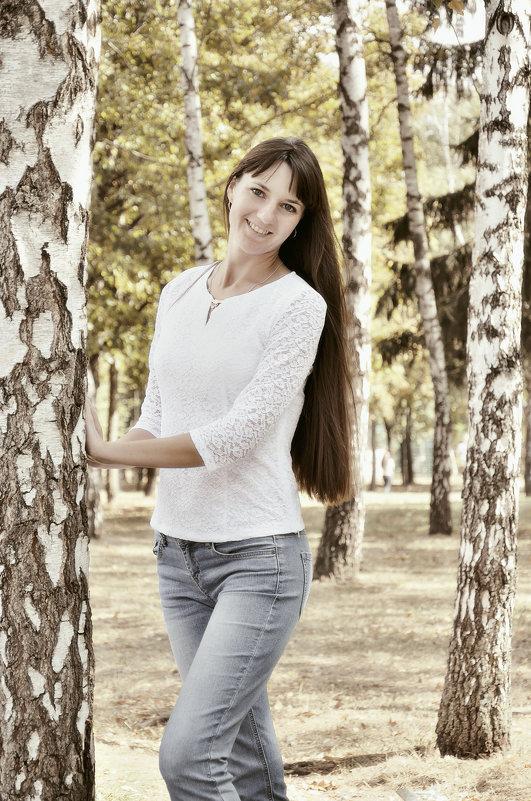 осеннее настроение - Мария Климова