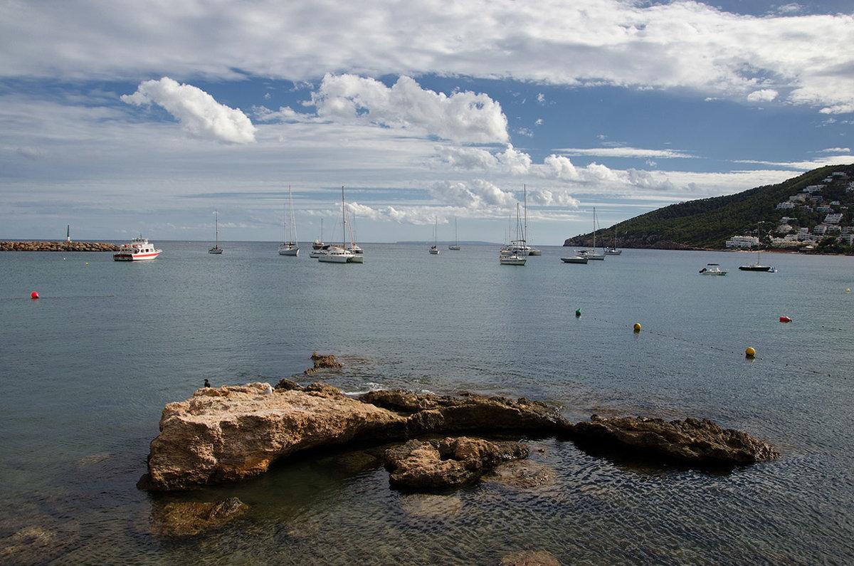 Сентябрь на острове Ибица (2) - Boris Alabugin