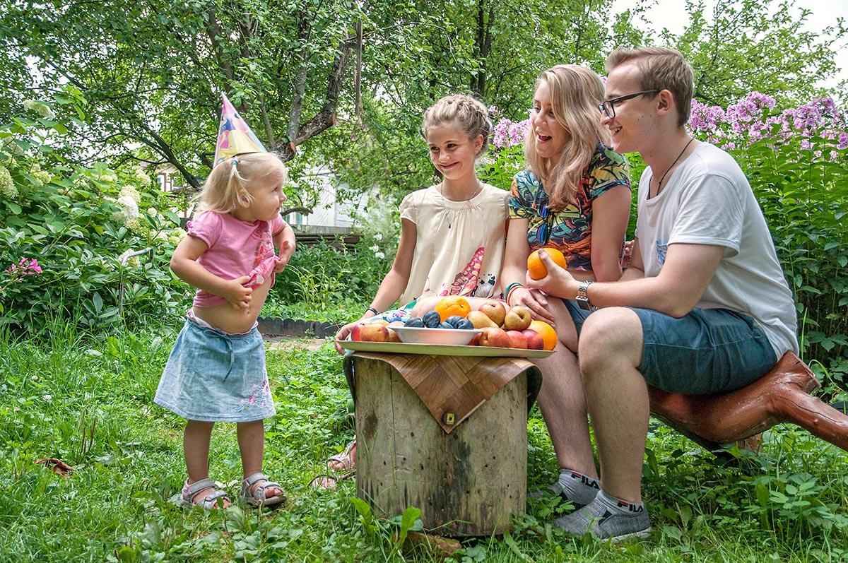 Сколько я съела этих яблок? - Ирина Данилова