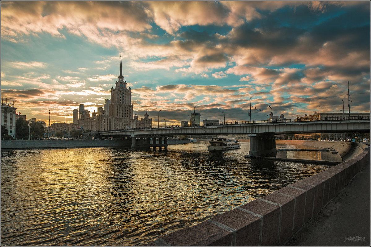 Московская осень  #4 - Владимир Елкин