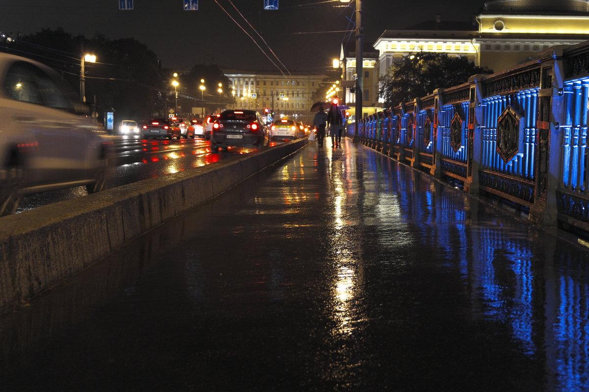 Ночная прогулка. - Андрей Михайлин