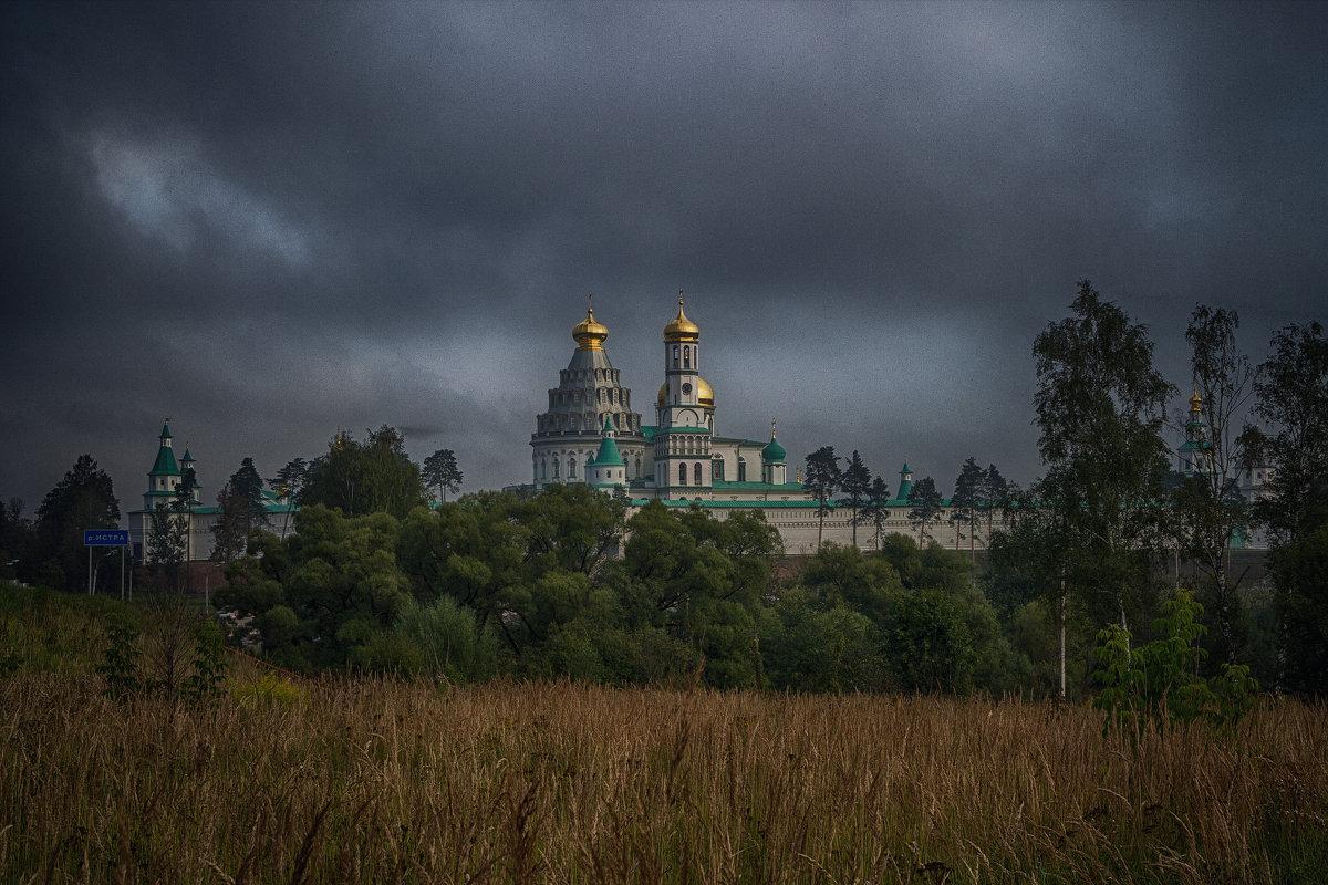 Ново Иерусалимский монастырь. Город Истра - Иван Анисимов