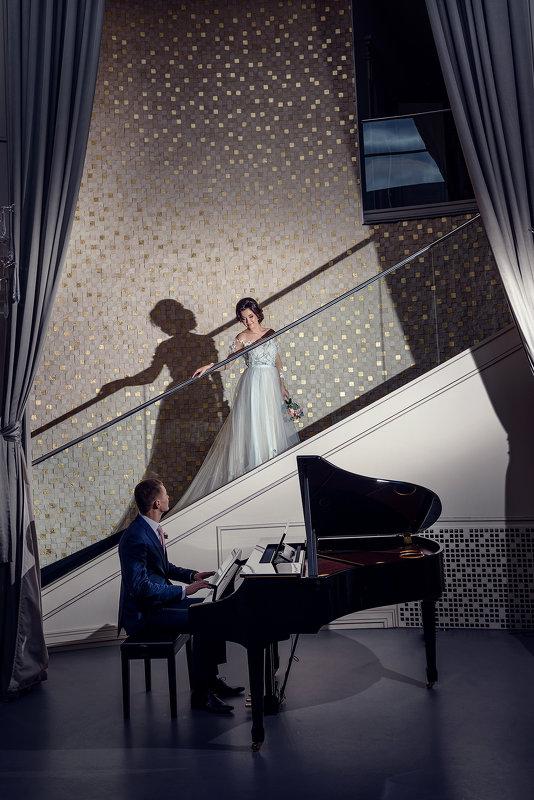 Очаровательная невеста Анна - Денис Соболев
