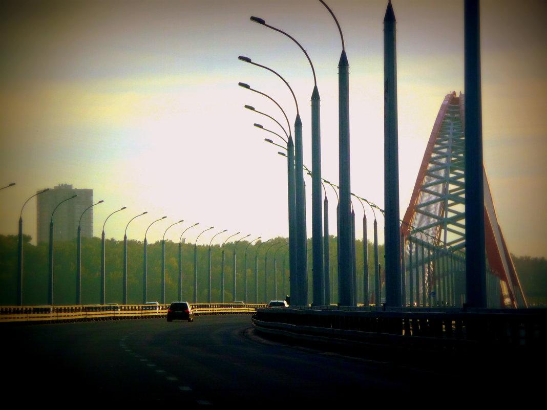 Бугринский мост,,, - Ольга Кондратова