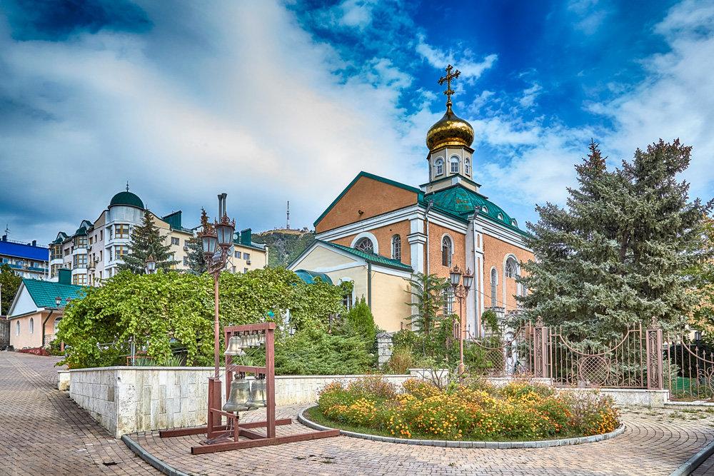 Церковь Пятигорского собора - Николай Николенко