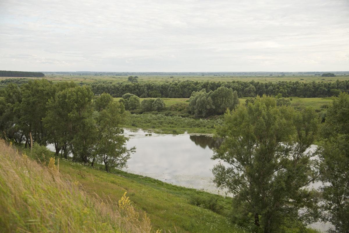 Река Окка - Татьяна Суетина