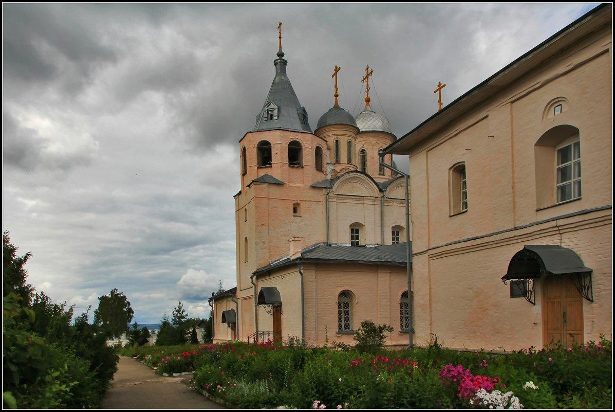 Паисиево-Галичский Успенский женский монастырь - Дмитрий Анцыферов