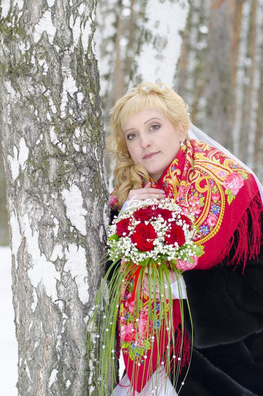 Алёнушка - Ольга Русакова