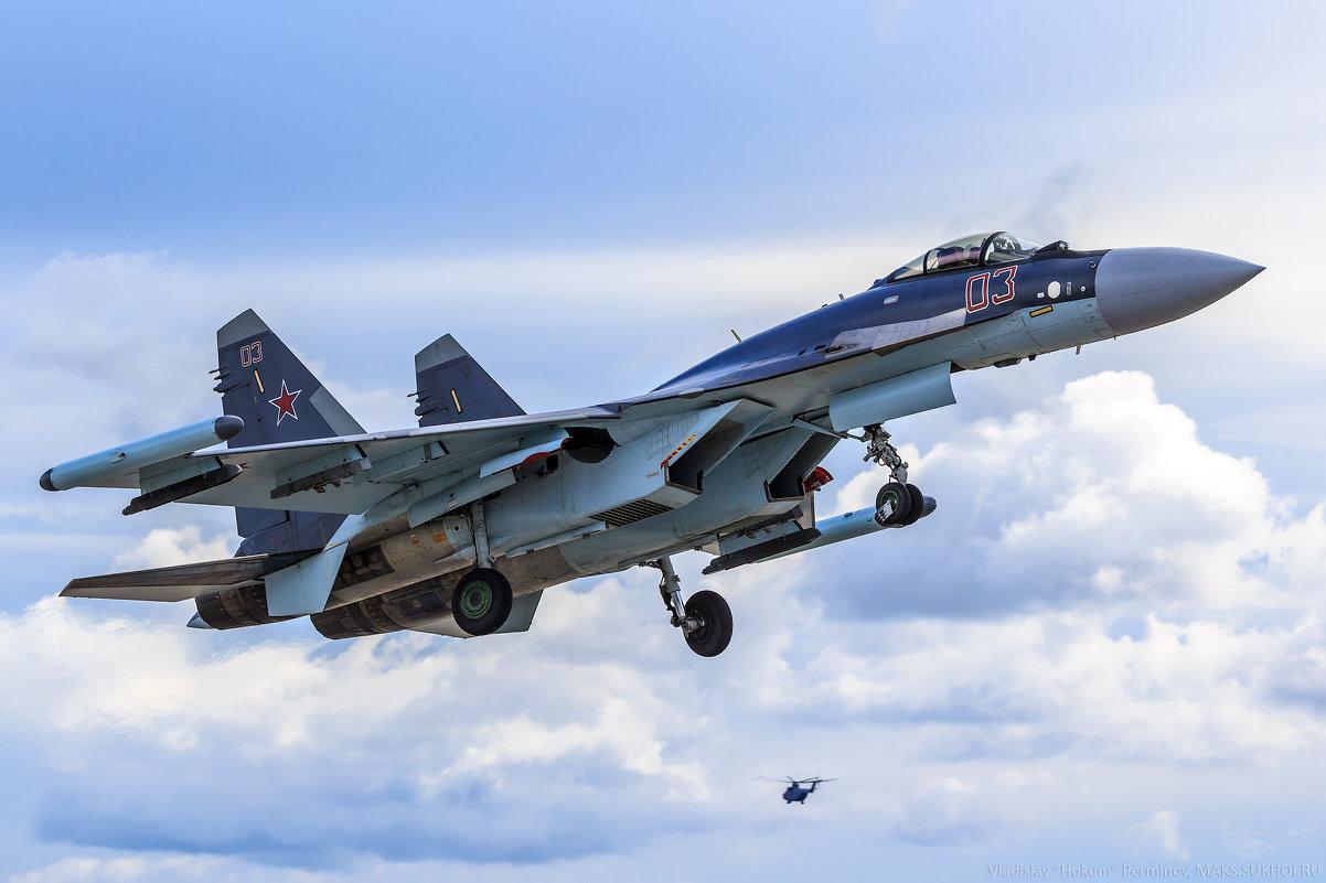 Су-35С - Владислав Перминов