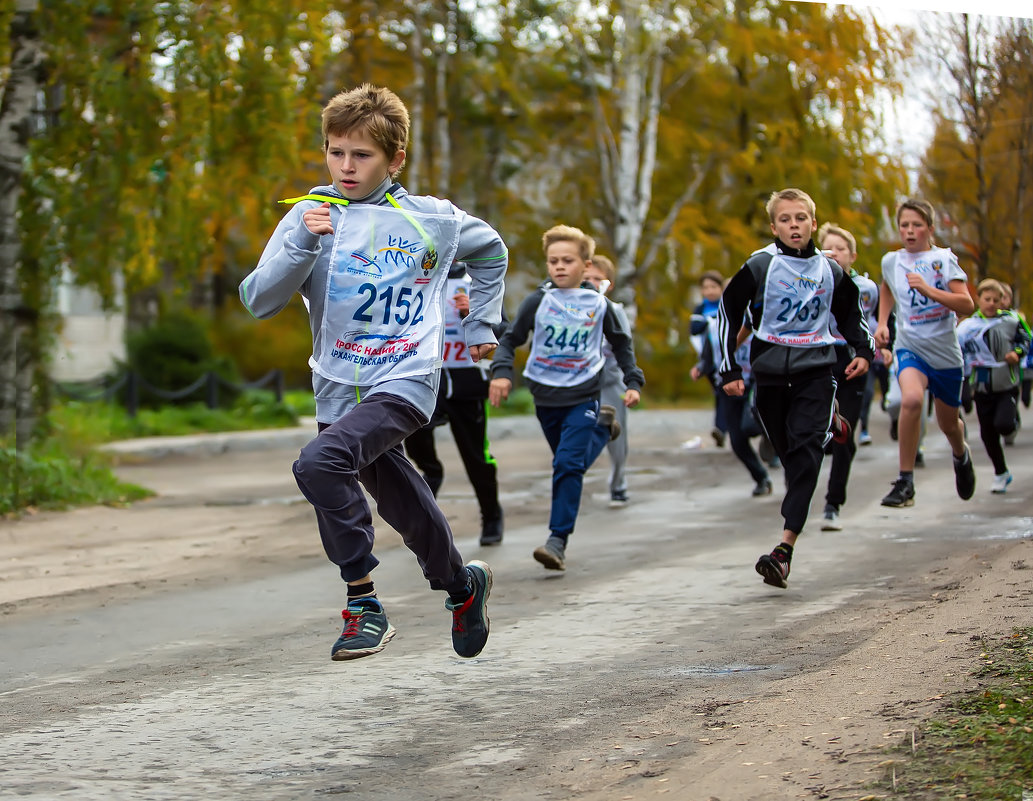 Кросс Нации 2016 - Валентин Кузьмин