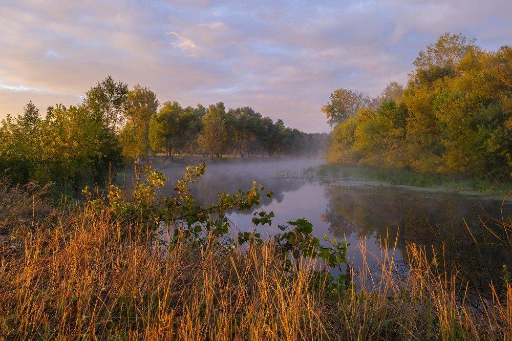 Осенний пейзаж - Сергей Корнев