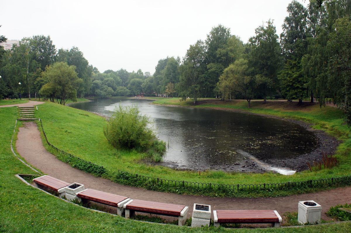 Парк Серебряный пруд - Елена Павлова (Смолова)