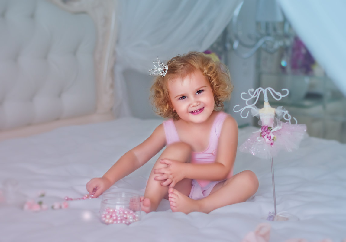 Маленькая принцесса3 - Ольга Егорова