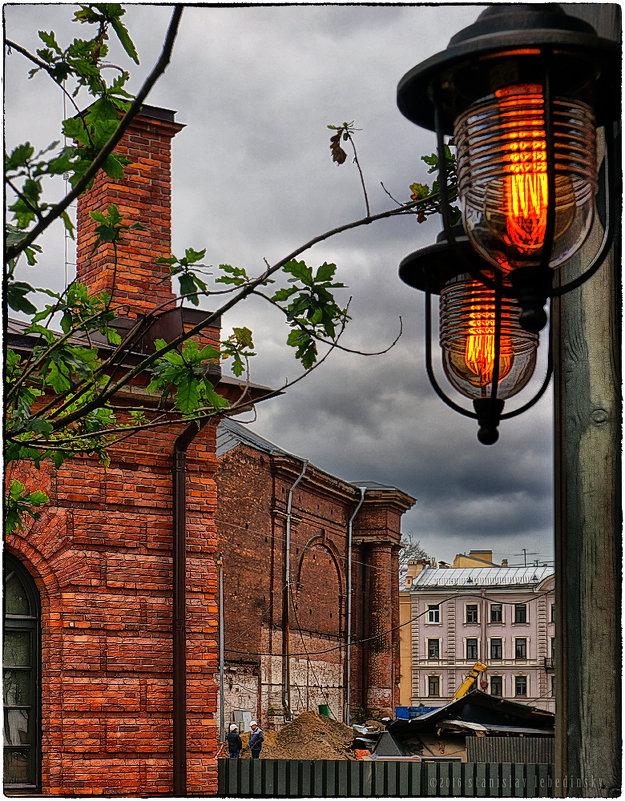 My magic Petersburg_02167 - Станислав Лебединский