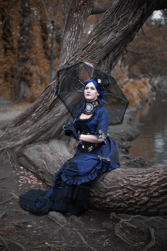 Готическая осень - Irina Voinkova