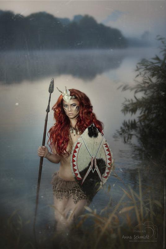 amazonka - Anna Schmidt