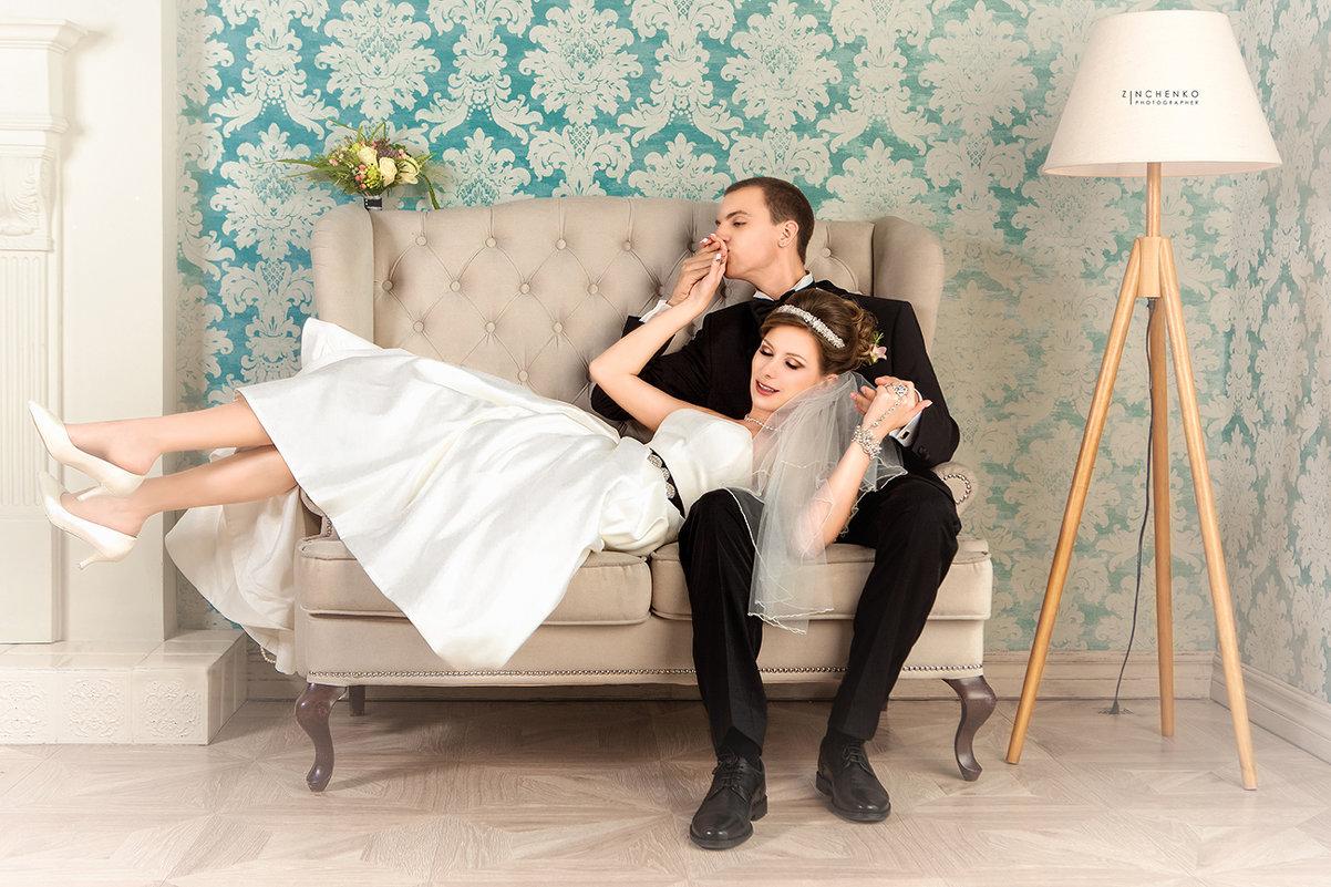 Daniil & Maria Wedday - Irina Zinchenko